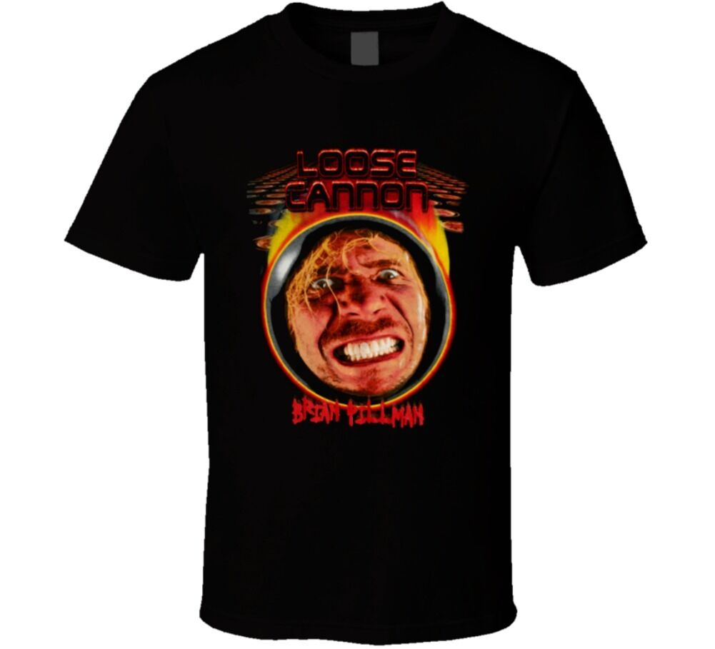 Brian Pillman Loose Canon Men's T-Shirt - Nuu Shirtz