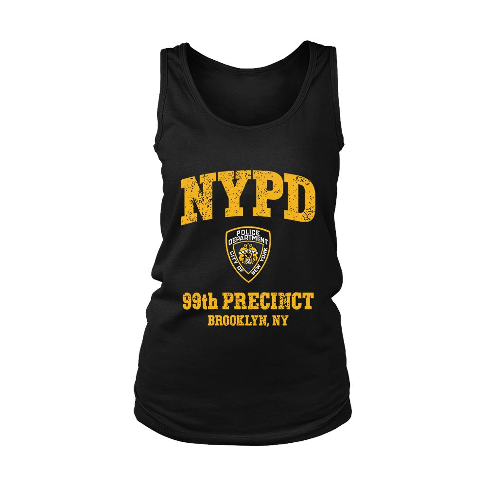 Brooklyn Nine Nine 99th Precinct Inspired Women's Tank Top - Nuu Shirtz