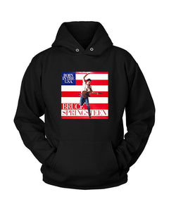 Bruce Springsteen The Boss Unisex Hoodie - Nuu Shirtz