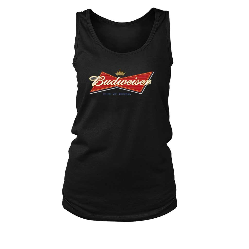 Budweiser King Of Beers Women'S Tank Top