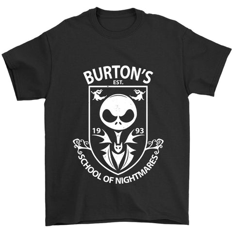 Burton School Of Nightmares Men's T-Shirt