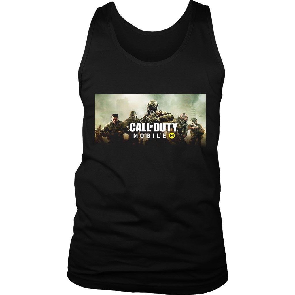 Call Of Duty Men'S Tank Top