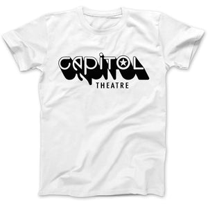 Capitol Theatre As Worn Men's T-Shirt - Nuu Shirtz