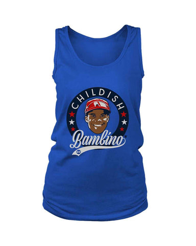 Childish Bambinoi Juan Soto Women'S Tank Top