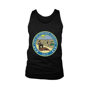 City Of Pawnee Indiana Men's Tank Top