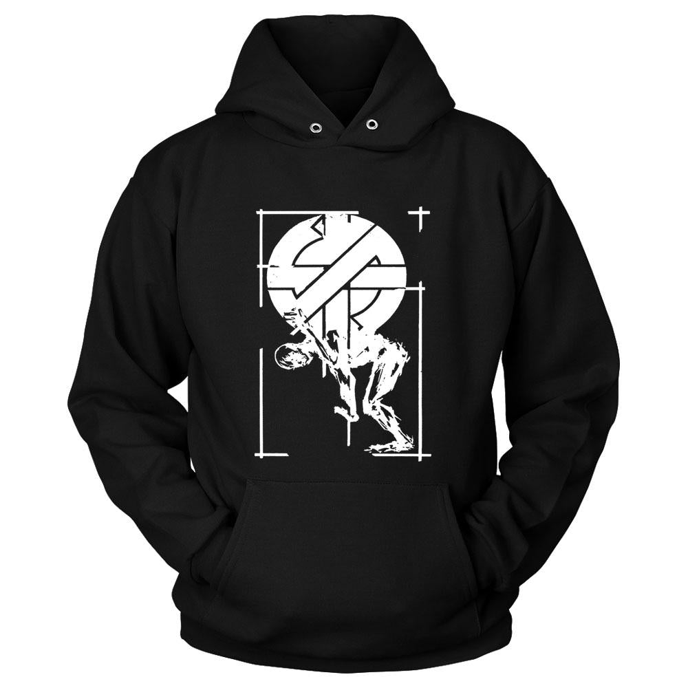 Crass Anarchy Punk Rock Unisex Hoodie - Nuu Shirtz