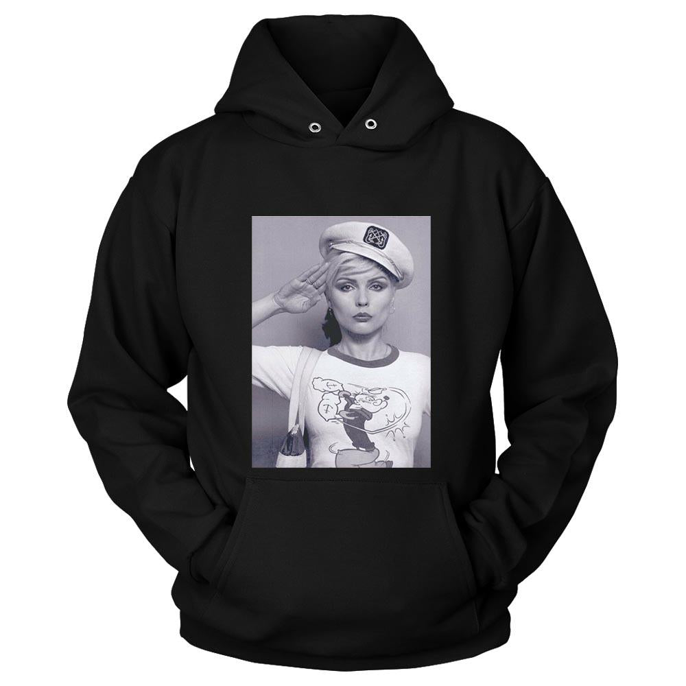 Debbie Harry Blondie Singer Rock Pop Disco Music Unisex Hoodie