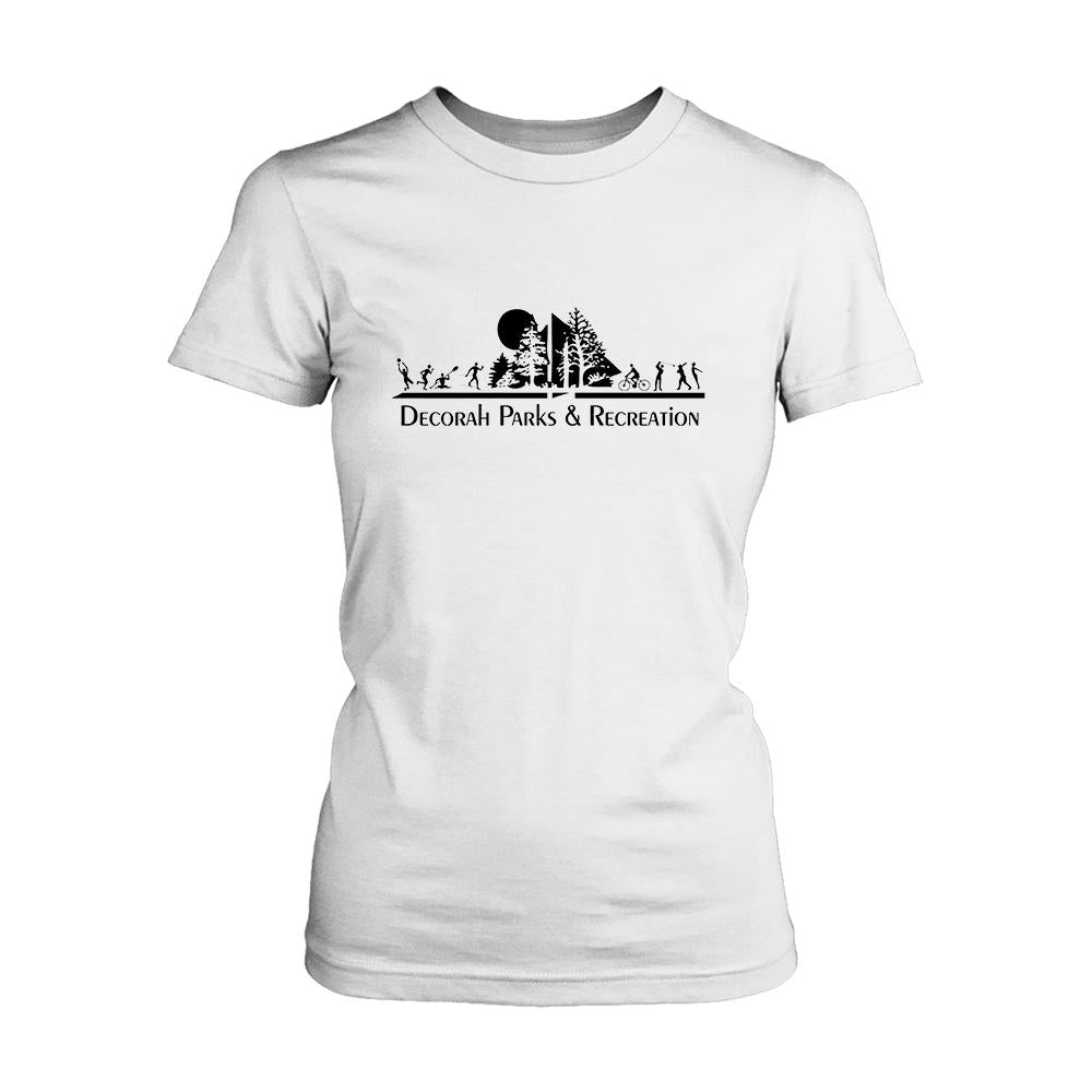 Decorah Parks And Recreation Women's T-Shirt