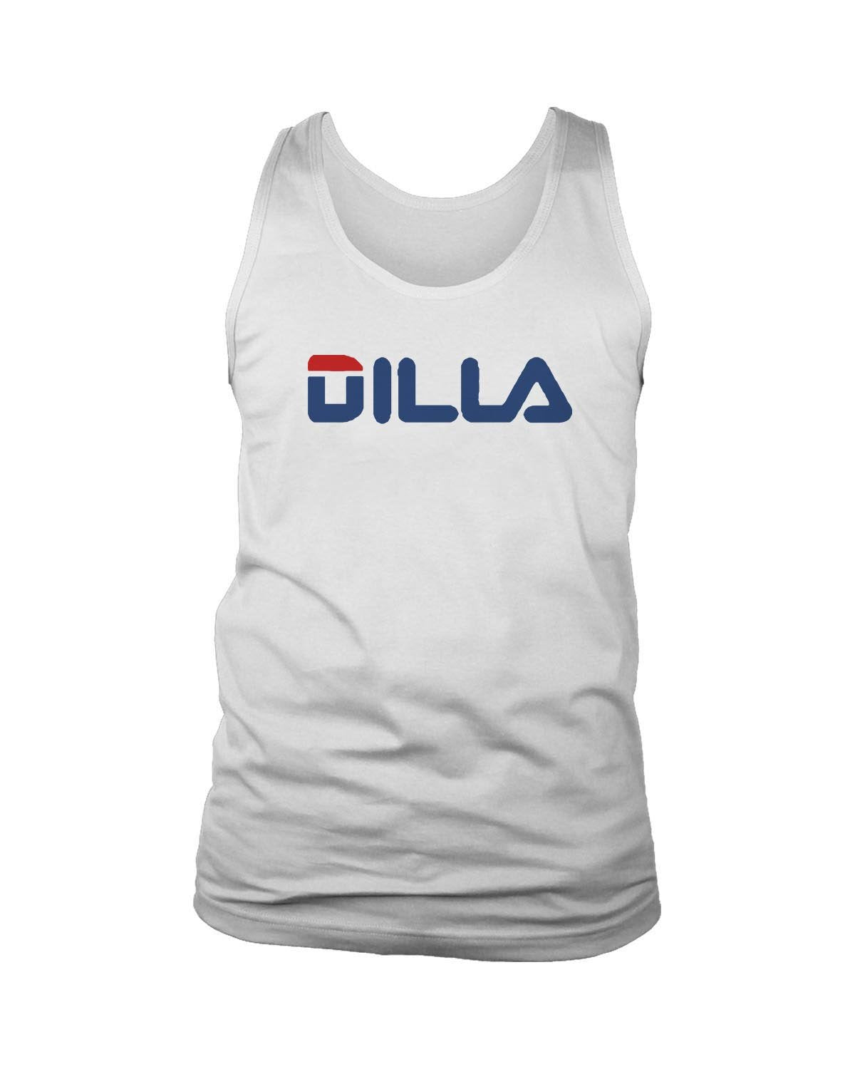 Dila Fila Men's Tank Top - Nuu Shirtz