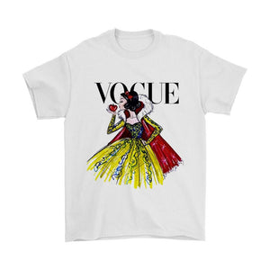Disney Snow White Vogue Men's T-Shirt - Nuu Shirtz