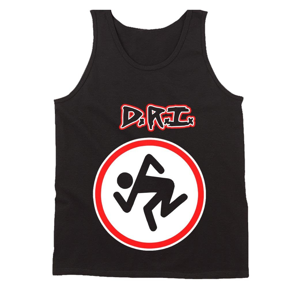 Dri Dirty Rotten Imbecileslogo Men's Tank Top - Nuu Shirtz