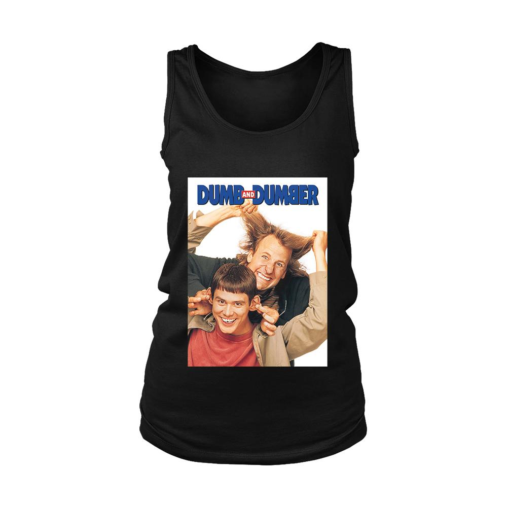 Dumb And Dumber Poster Women's Tank Top