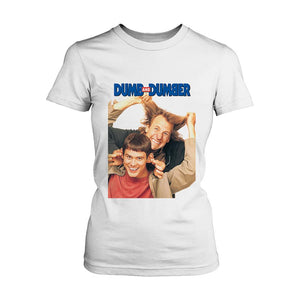 Dumb And Dumber Poster Women's T-Shirt