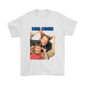 Dumb And Dumber Poster Men's T-Shirt