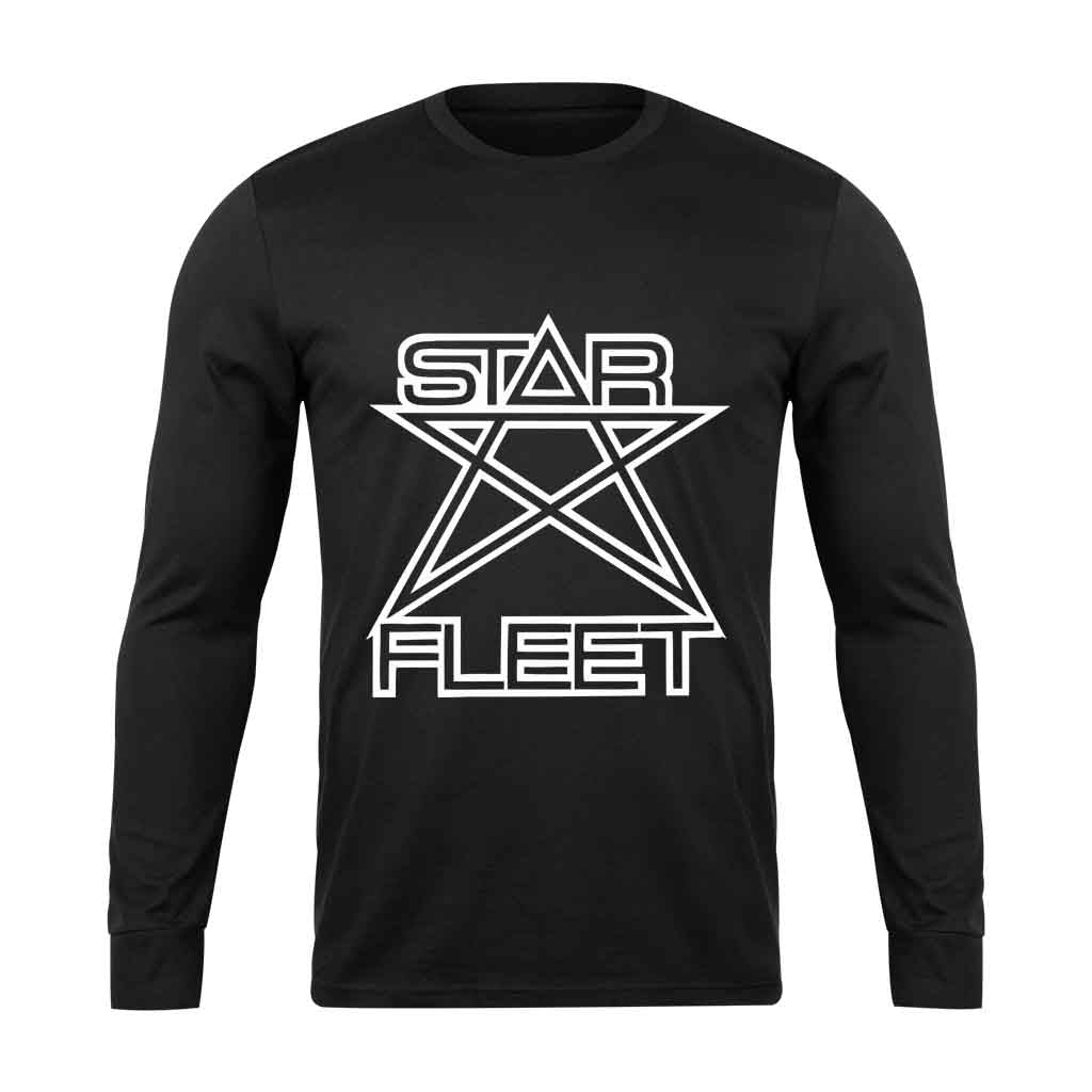 Eddie Van Halen Star Fleet X Bomber 1980 Long Sleeve - Nuu Shirtz