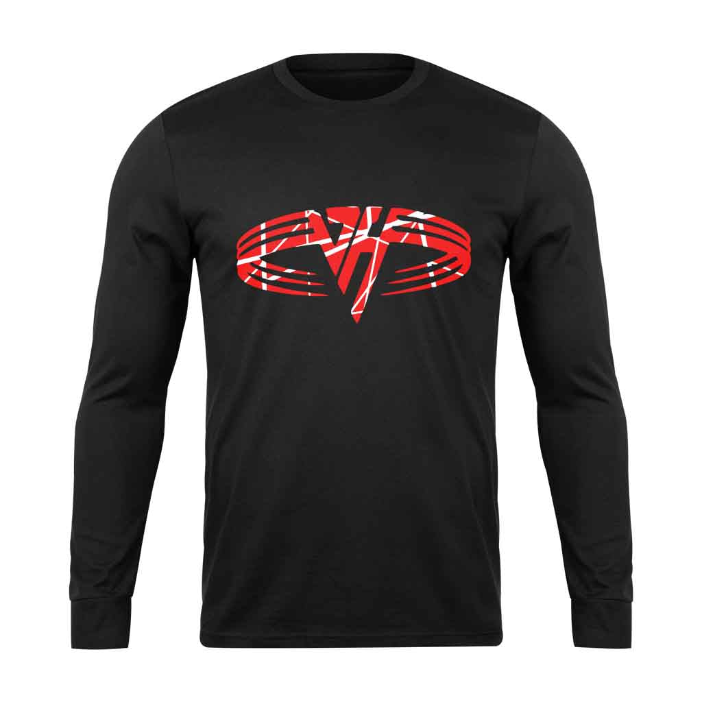 Eddie Van Halen The King Jump Long Sleeve - Nuu Shirtz