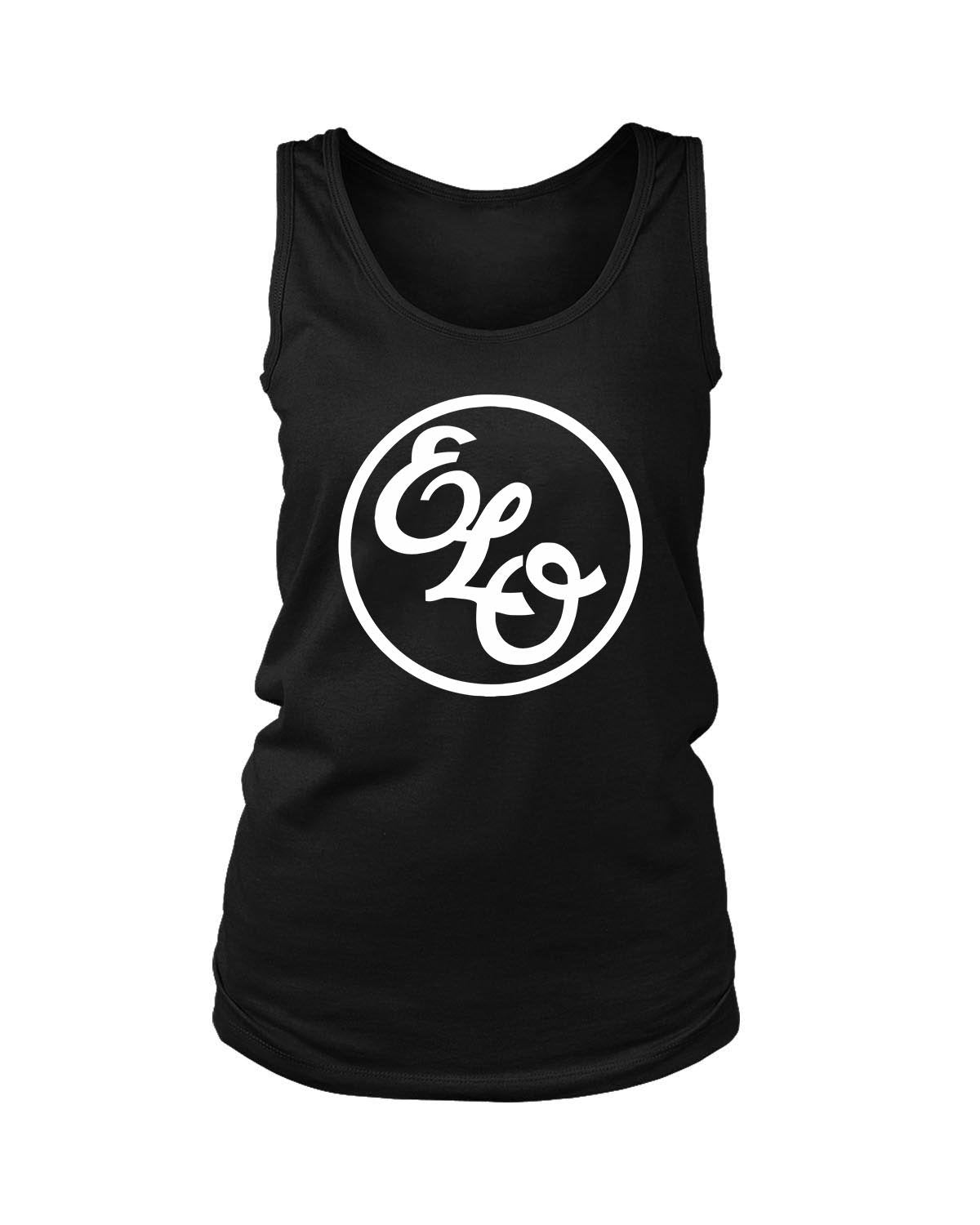 Elo Electric Light Orchestra Women's Tank Top