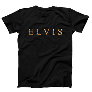 Elvis Logo Men's T-Shirt - Nuu Shirtz