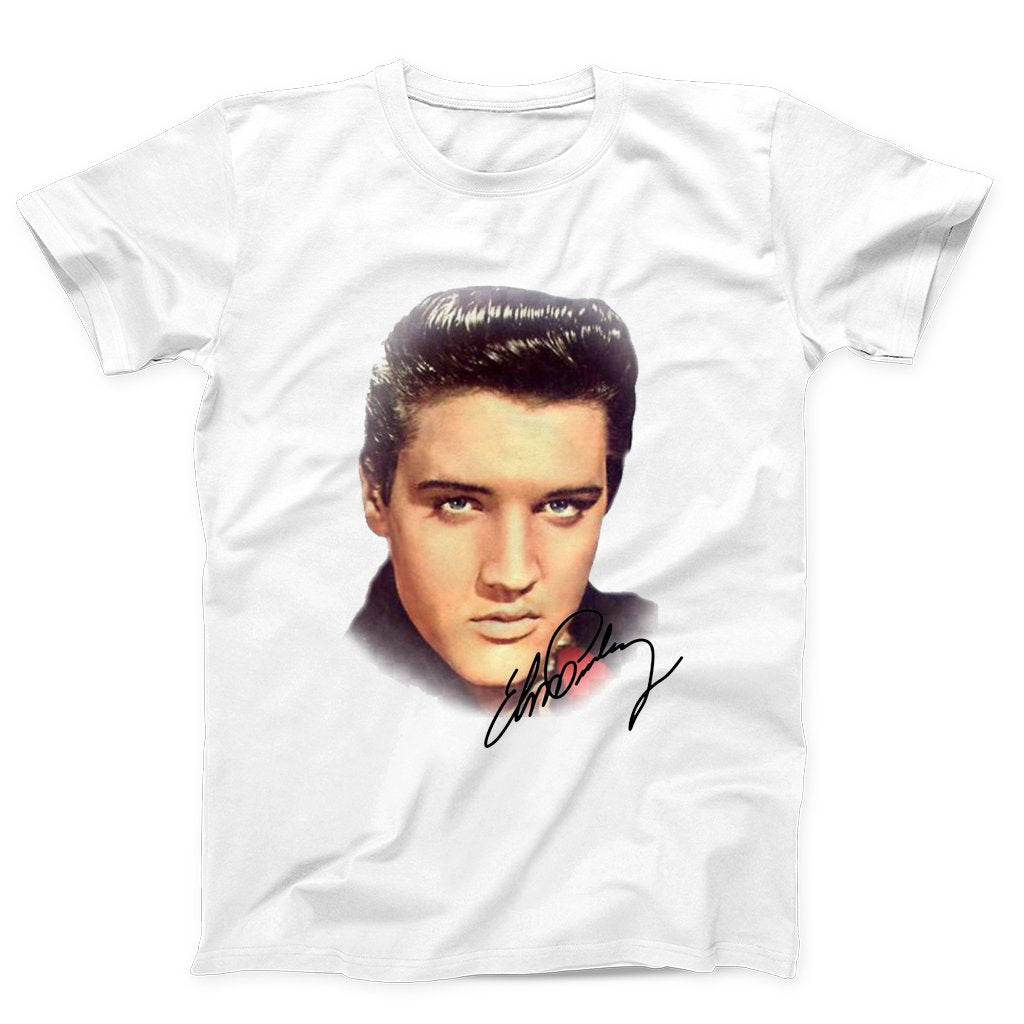 Elvis Tribute To Plvis Presley Pioneer And King Elvis Men's T-Shirt - Nuu Shirtz
