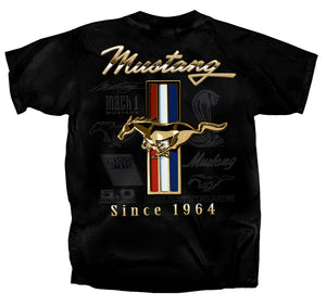 Ford Mustang Since 1964 Men's T-Shirt - Nuu Shirtz