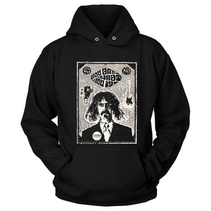 Frank Zappa You Are What You Is The Mothers Of Invention Unisex Hoodie