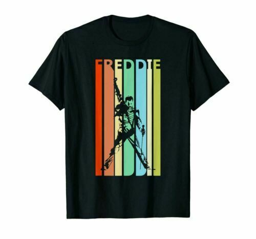Freddie Mercury The Greatest Singer Of Rock Men's T-Shirt - Nuu Shirtz
