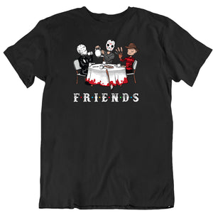 frends halloween Men's T-Shirt - Nuu Shirtz