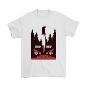 Friday The 13th Art Men's T-Shirt - Nuu Shirtz