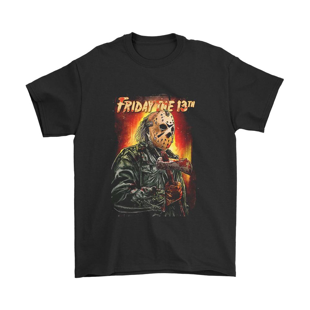 Friday The 13th Art Poster Men's T-Shirt