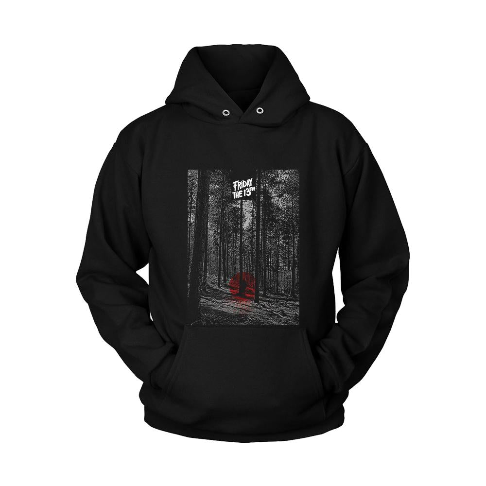 Friday The 13th Jason Poster Unisex Hoodie - Nuu Shirtz