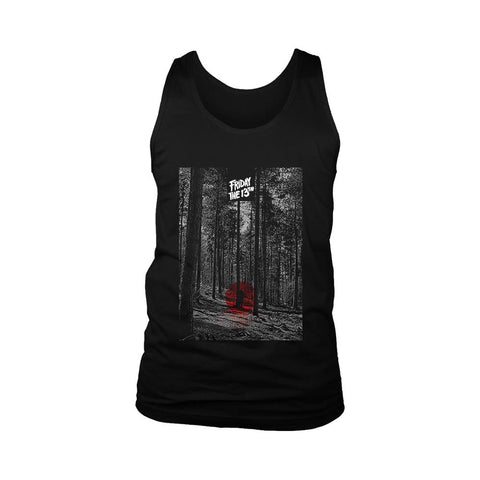 Friday The 13th Jason Poster Men's Tank Top