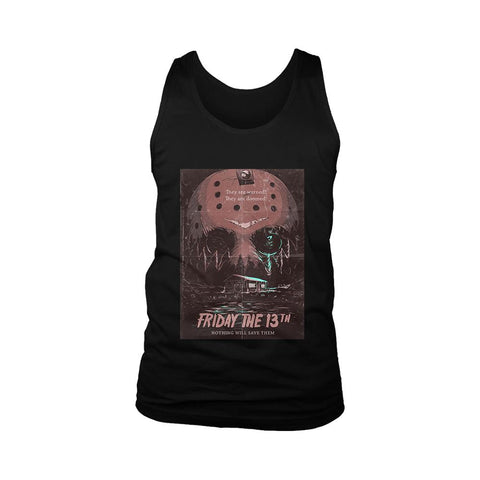 Friday The 13th Nothing Will Save Them Men's Tank Top