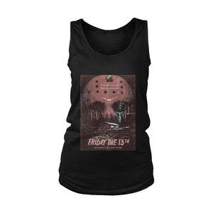 Friday The 13th Nothing Will Save Them Women's Tank Top - Nuu Shirtz