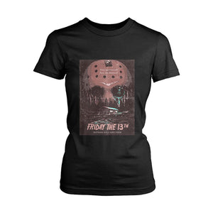 Friday The 13th Nothing Will Save Them Women's T-Shirt - Nuu Shirtz