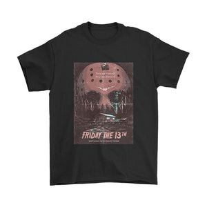 Friday The 13th Nothing Will Save Them Men's T-Shirt - Nuu Shirtz