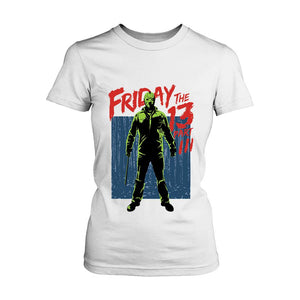 Friday The 13th Part 3 Women's T-Shirt