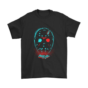 Friday The 13th Part 3 Poster Men's T-Shirt - Nuu Shirtz