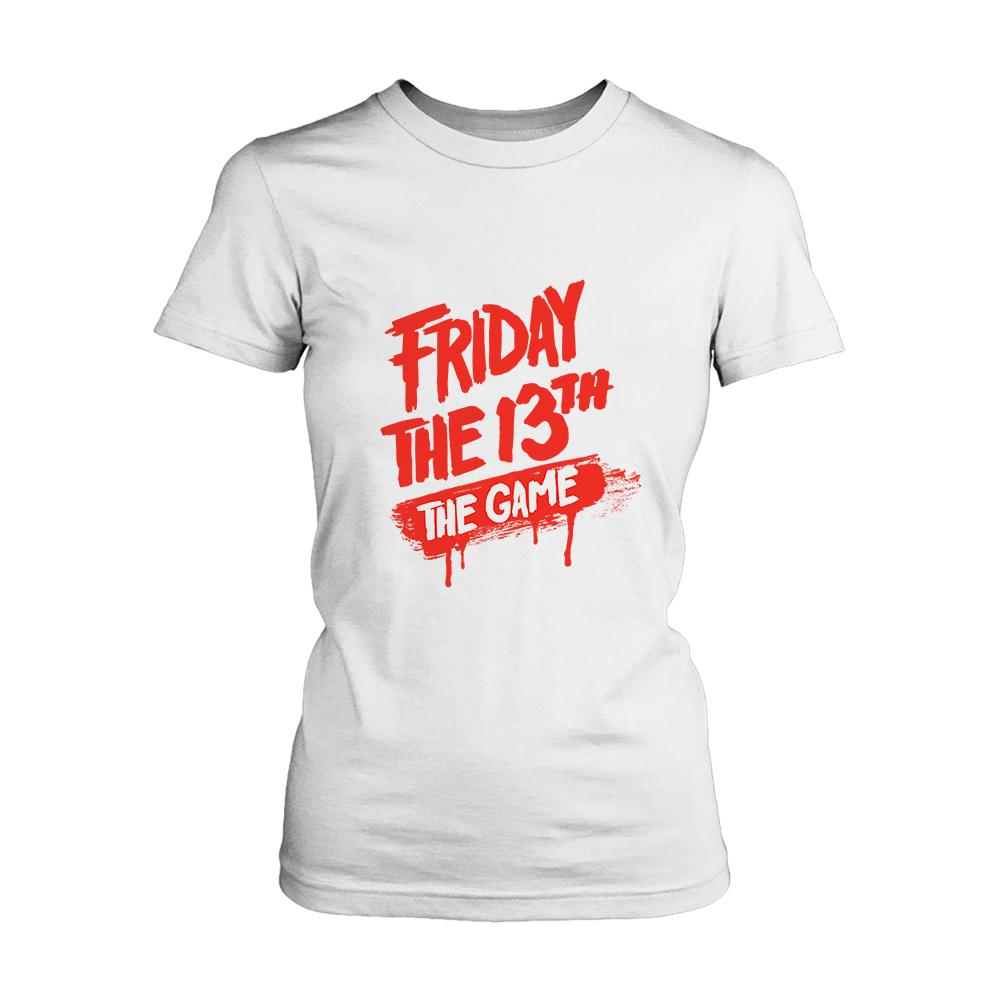 Friday The 13th The Game Women's T-Shirt