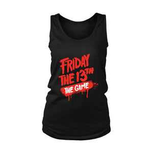 Friday The 13th The Game Women's Tank Top