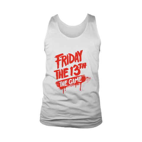 Friday The 13th The Game Men's Tank Top