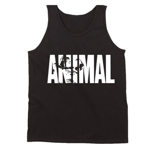 Gym Animal Beast Pain Men's Tank Top