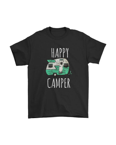 Happy Camper Men'S T-Shirt