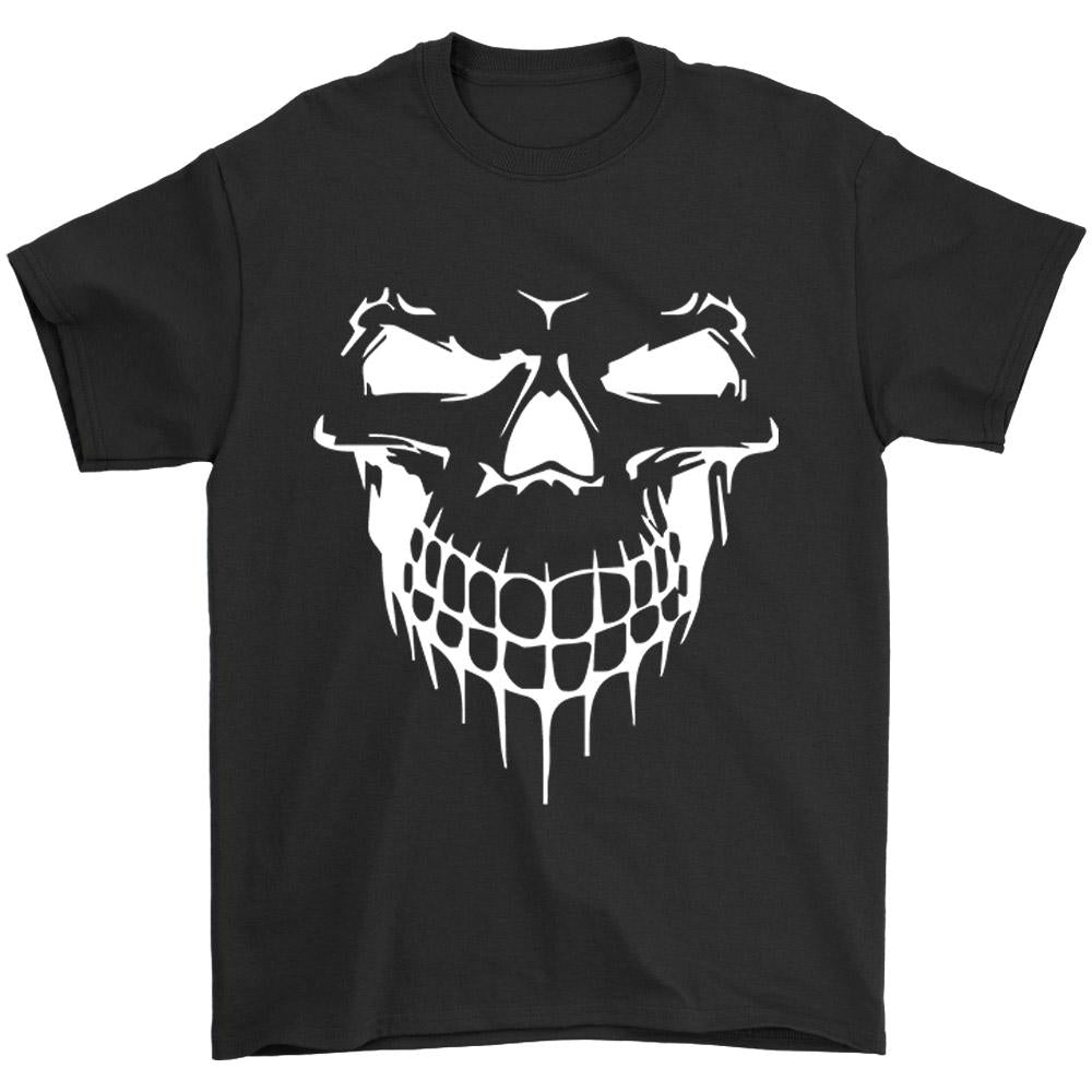 Head Skull Men's T-Shirt - Nuu Shirtz