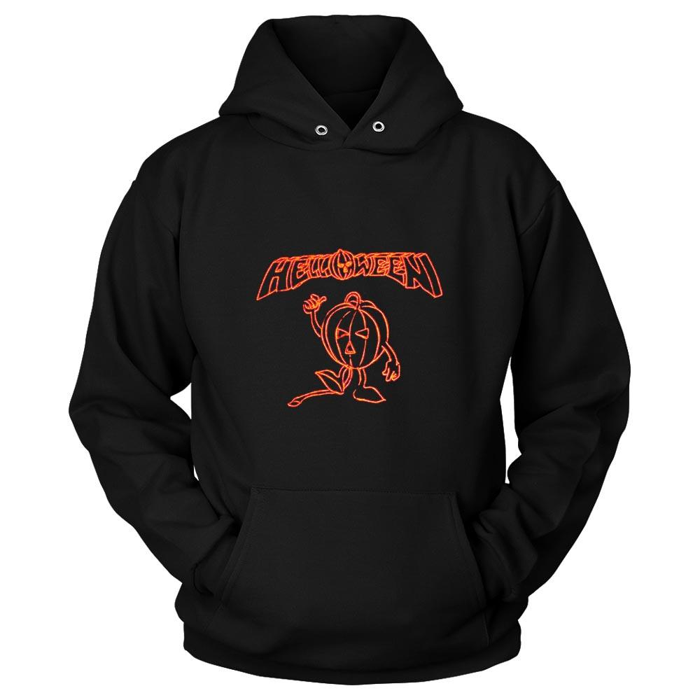 Helloween Better Than Raw Logo Unisex Hoodie - Nuu Shirtz