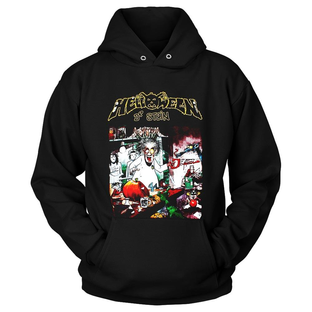Helloween Dr Stein Eighty Eight Gamma Ray Masterplan Iron Saviour Rage Unisex Hoodie