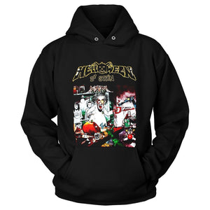 Helloween Dr Stein Eighty Eight Gamma Ray Masterplan Iron Saviour Rage Unisex Hoodie - Nuu Shirtz