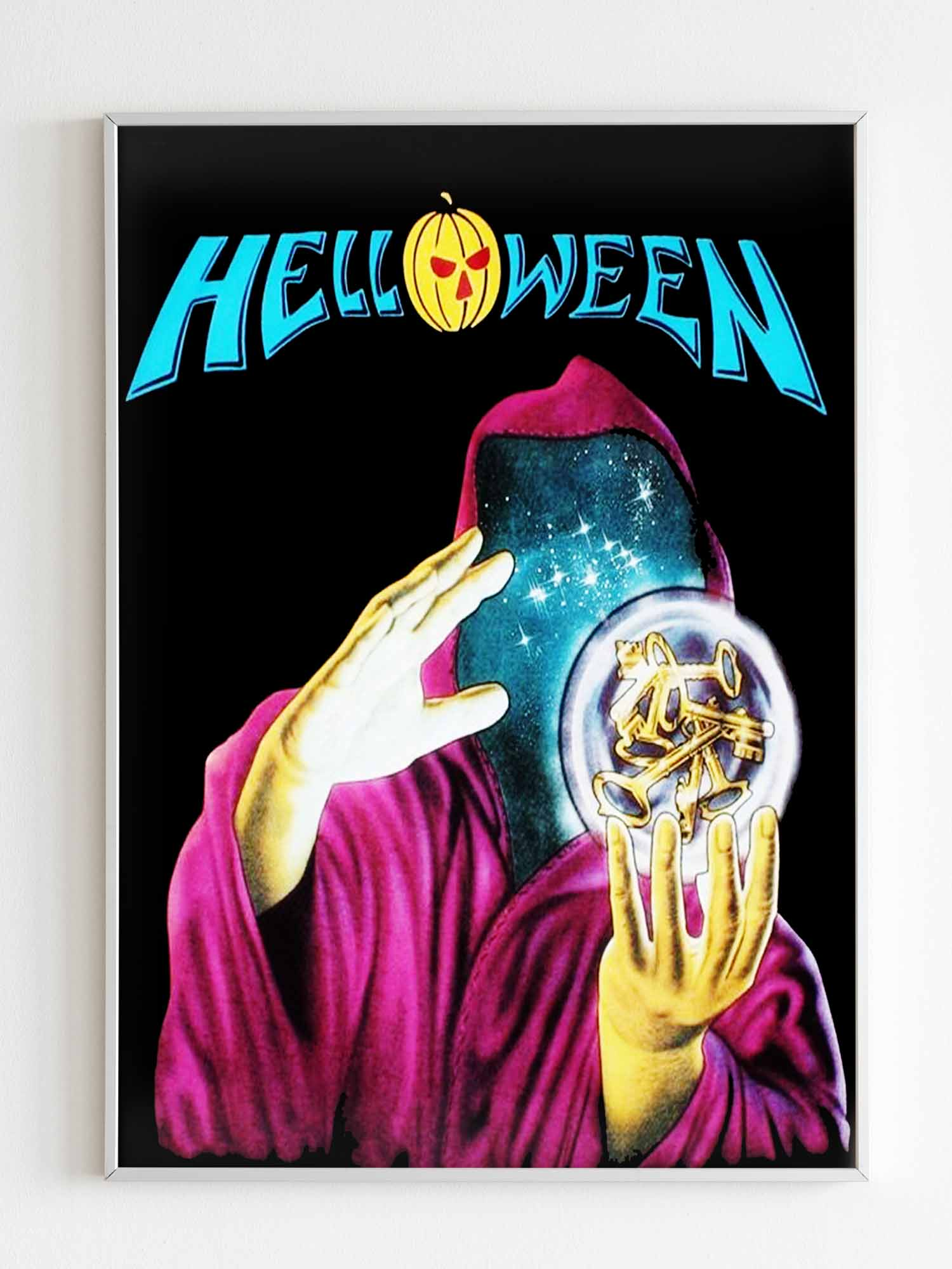 Helloween Keeper Of The Seven Keys Poster - Nuu Shirtz
