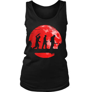 Horror Matata Halloween Women's Tank Top - Nuu Shirtz