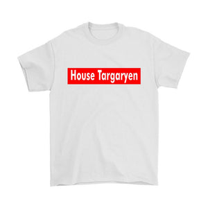 House Targaryen Supreme Game Of Thrones Men's T-Shirt - Nuu Shirtz