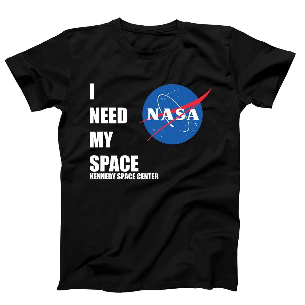 I Need My Space Nasa Men'S T-Shirt